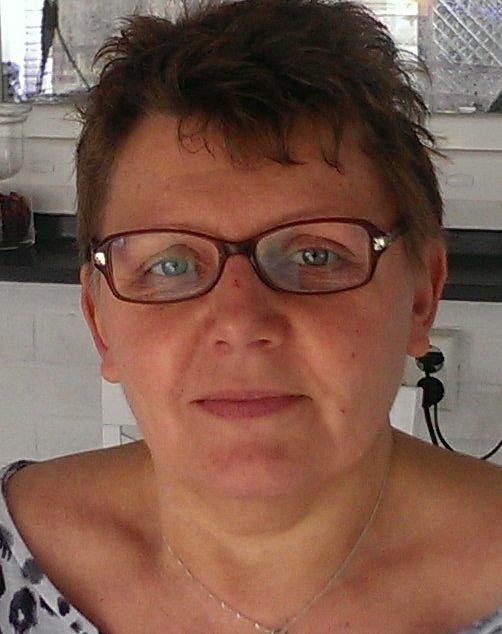 foto på Britt Söreling som jobbar inom äldreomsorgen