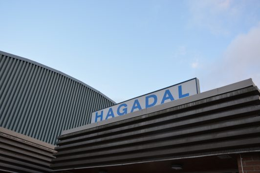 Hagadal - Martins andra hem. Både yrkesmässigt och privat när barnen var mindre.