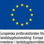 EU flaggaEuropeiskajordbruksfondenfärg
