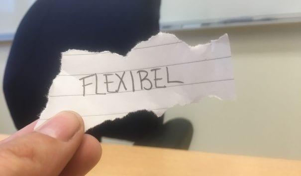 flexibel arbetstid