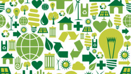 3209118-green-environment-icons-pattern-background