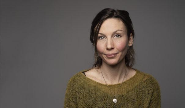 Porträttbild på Kata Nylén.